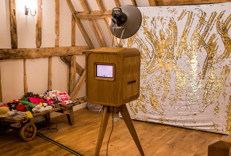 Photo Booth Hire Kent - Retro & Modern Photo Booth Rental