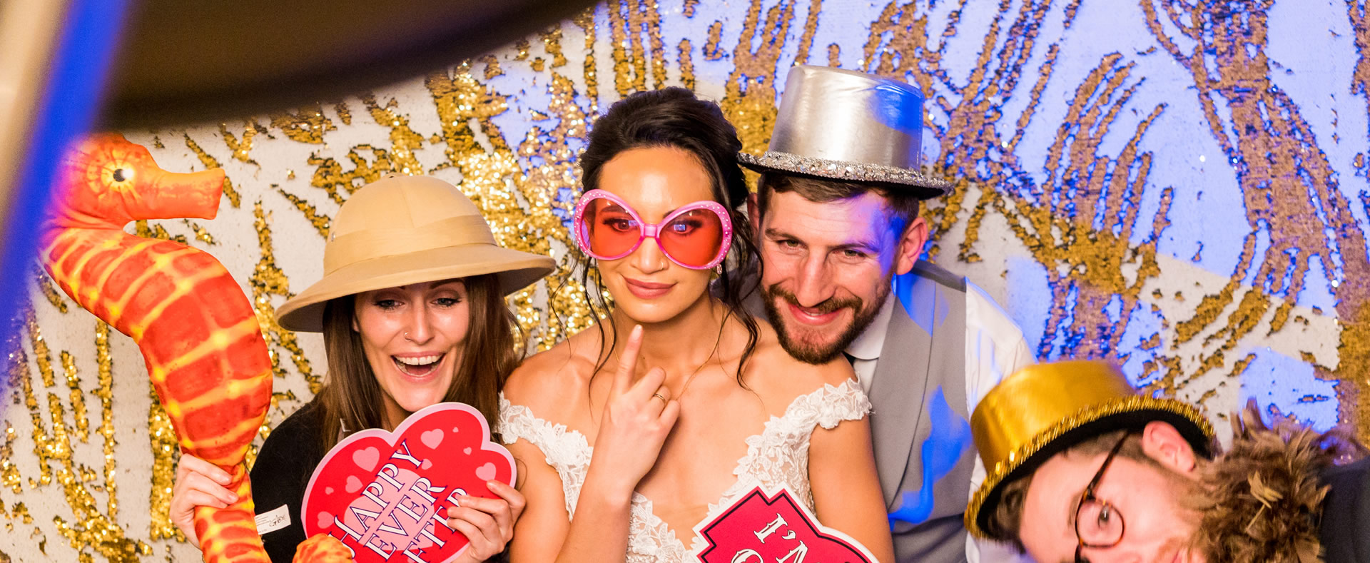 Photo Booth Hire Sussex - Retro & Modern Photo Booth Rental